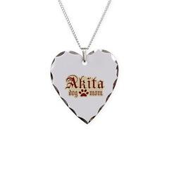 Akita Mom Necklace