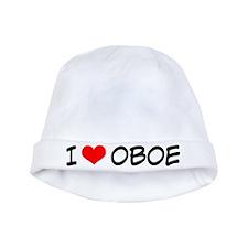 Oboe Music baby hat