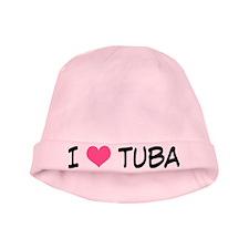 Tuba Music baby hat