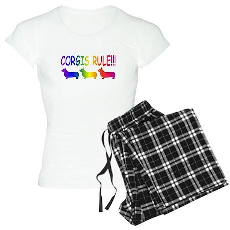 Corgi Women's Light Pajamas