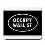Occupy Wall St Mousepad