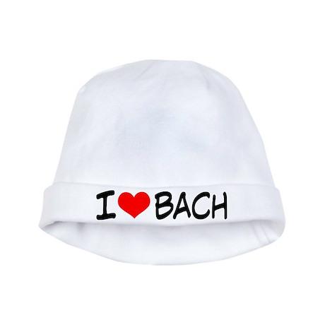 Bach Music baby hat