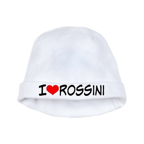 Rossini Music baby hat