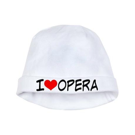 Opera Music baby hat