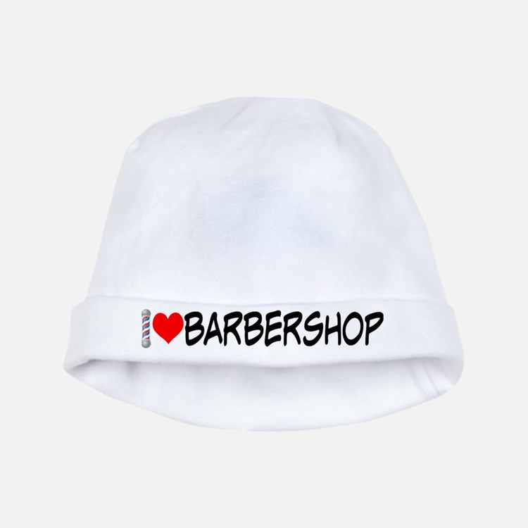Barbershop Music baby hat