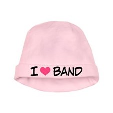 Band Music baby hat