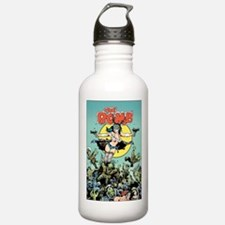 Cute Dave wood Water Bottle