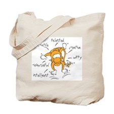 Chinese Birth Sign - Monkey - Tote Bag