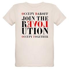 #OccupyDaroff T-Shirt