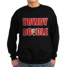 Howdy Labradoodle Sweatshirt