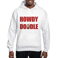 Howdy Labradoodle Hoodie Sweatshirt