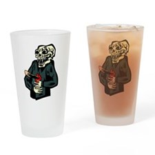 Stake the Vampire Drinking Glass