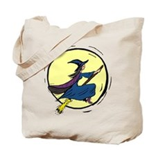 Witch in training Tote Bag