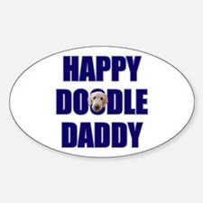 Labradoodle Dad Decal