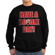 Doodle Day Labradoodle Sweatshirt