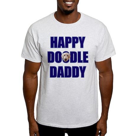 Goldendoodle Dad Light T-Shirt