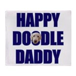 Goldendoodle Stadium Blanket