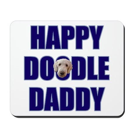 Goldendoodle Dad Mousepad