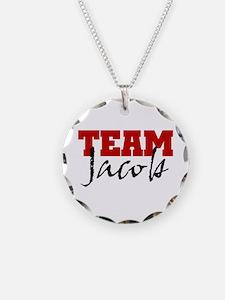 Team Jacob Black Necklace