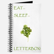 Letterboxing Logbook 1
