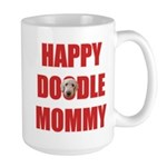 Goldendoodle Large Mug
