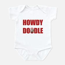 Howdy Goldendoodle Infant Bodysuit