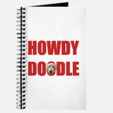 Howdy Goldendoodle Journal
