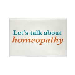 Talk Homeopathy Rectangle Magnet (100 pack)