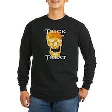 Trick or Treat Vampire Skull T