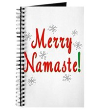 Yoga Christmas Journal