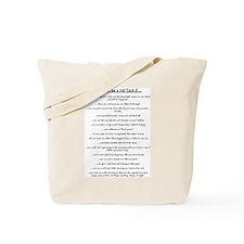 Cute Vet Tote Bag