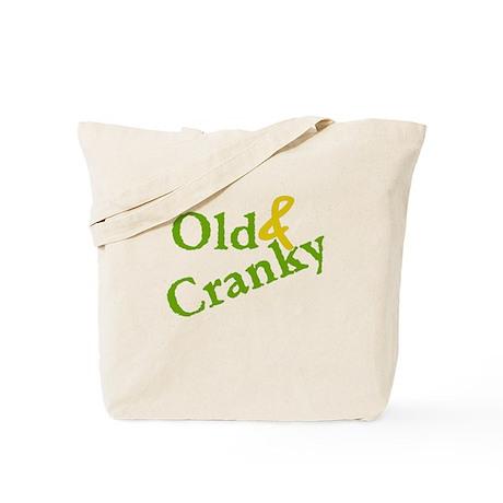 Old & Cranky Tote Bag