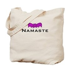 Cute Asana pose Tote Bag