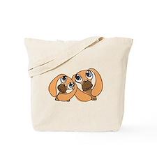 Dachshund Cute Droopy Ears Tote Bag