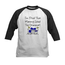 Proof Mommy Liked Drummer (Bl Tee