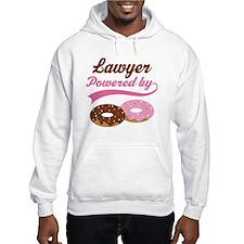 Lawyer Gift Doughnuts Hoodie