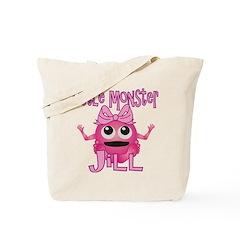 Little Monster Jill Tote Bag