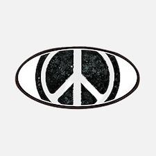 Original Vintage Peace Sign Patches