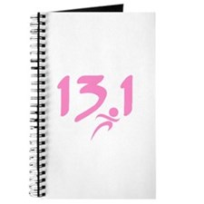 Pink 13.1 half-marathon Journal