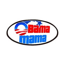 Obama Mama Patches