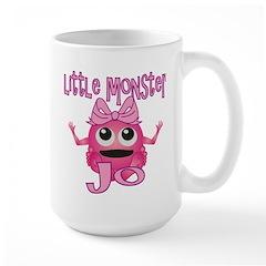 Little Monster Jo Large Mug