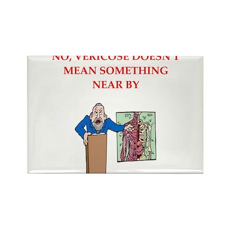 Medical School Rectangle Magnet (100 pack)