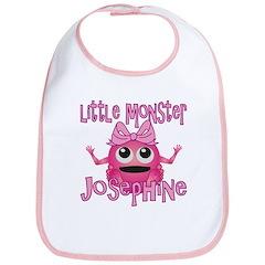 Little Monster Josephine Bib