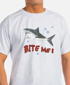 Shark - Bite Me T-Shirt