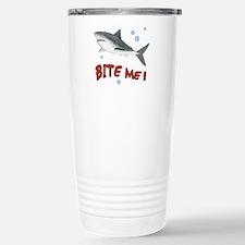 Shark - Bite Me Travel Mug