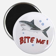 """Shark - Bite Me 2.25"""" Magnet (10 pack)"""