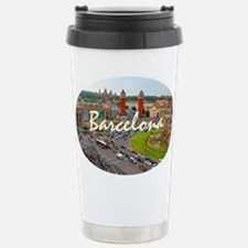 Barcelona Stainless Steel Travel Mug