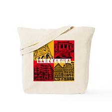 Barcelona Tote Bag