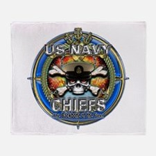USN Navy Chiefs Backbone of the Fleet Stadium Bla