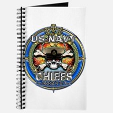 USN Navy Chiefs Backbone of the Fleet Journal